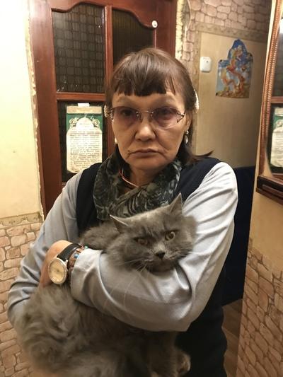Кристина Леонова, Москва