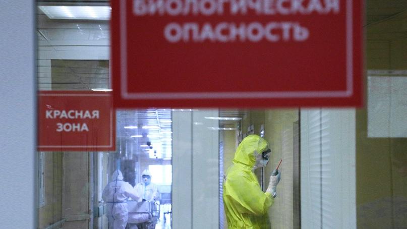 Новый рекорд. В Оренбуржье за сутки COVID заразились 346 человек