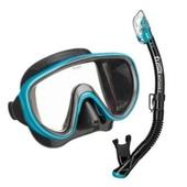 Комплект маска с трубкой Tusa 1625 sport