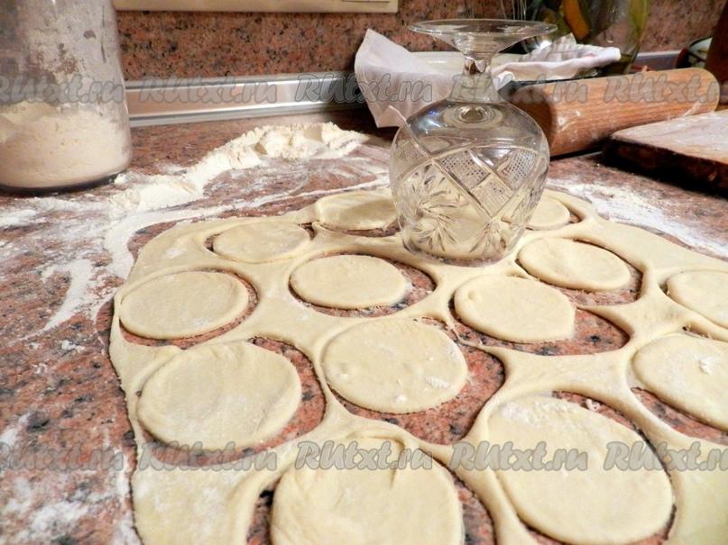 Рецепт вареников с картошкой на кефире от Натальи Имшенецкой