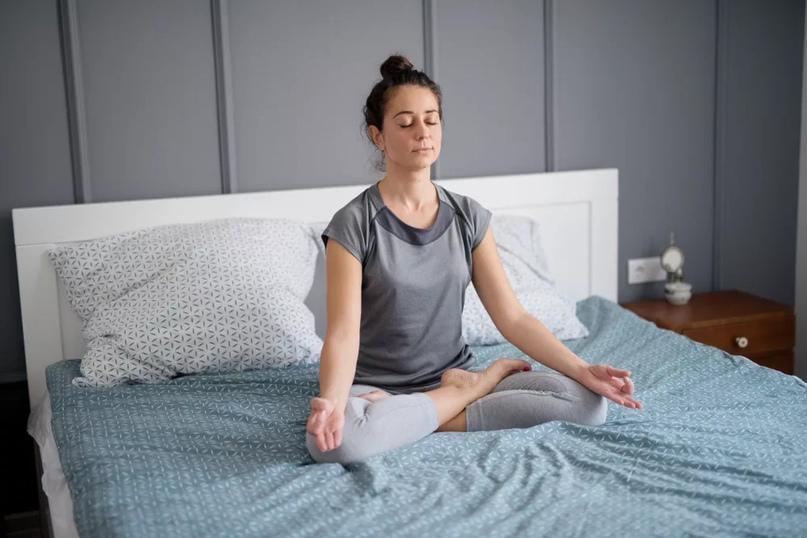 Плохо спите? Сделайте медитацию перед сном.