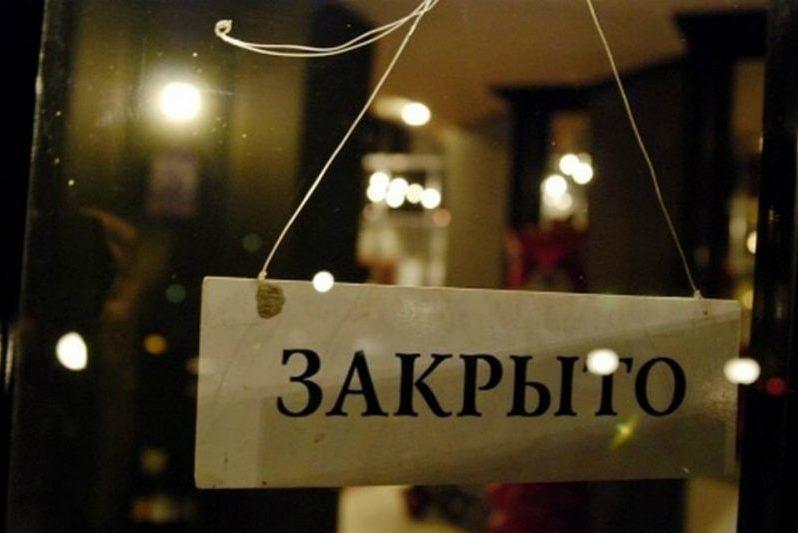 Отделался предупреждением. В Оренбурге владелец кафе не закрыл заведение после 22.00