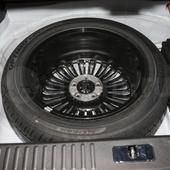 Замена колеса на запасное