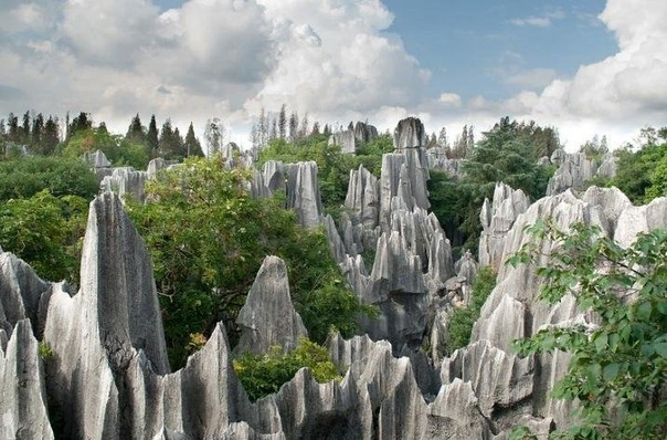 10 мест, которые выглядят как из фантастических фильмов.