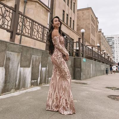 Марьяшка Махмудова, Москва