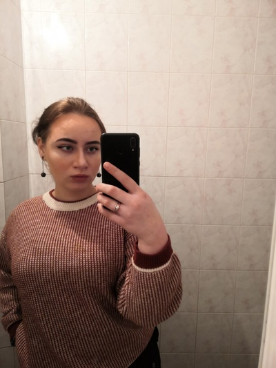 Анастасия Остришко, Москва