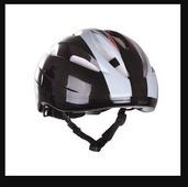 Шлем детский FCB-12В-21 черный (47-49)