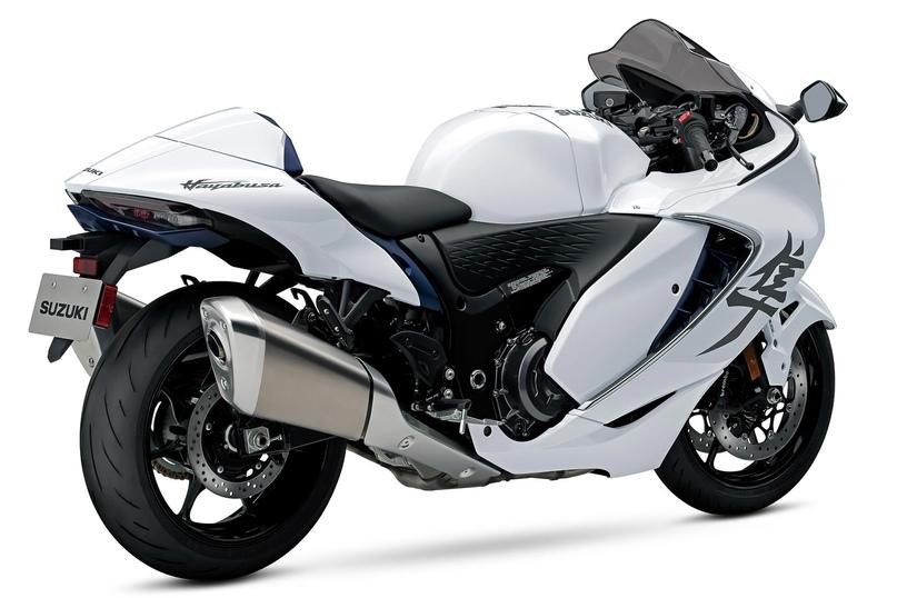 Фотографии Suzuki Hayabusa 2021
