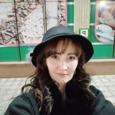 Гульжан Нусипбекова