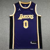 Russell Westbrook Lakers Jersey Swingman