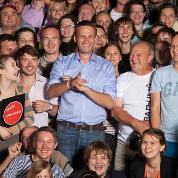 Алексей Навальный -  #3