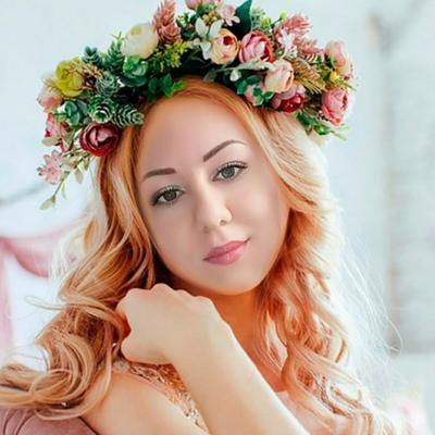 Ангелина Бушмелева, Луганск