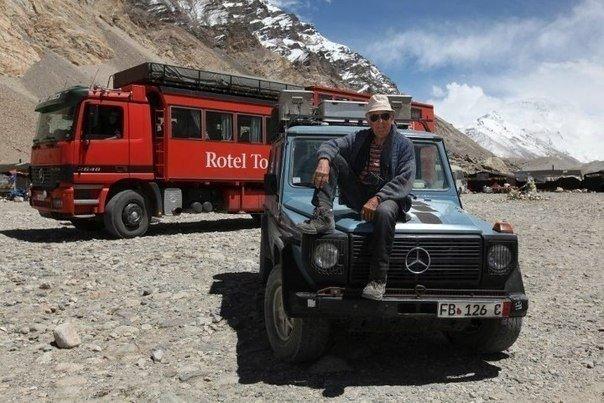 Mercedes-Benz Gelandewagen. Проверено временем