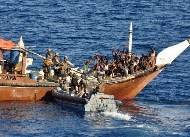 Откуда появились и чем живут сомалийские пираты