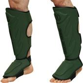 Защита ног Hardcore Training Scorpio Green