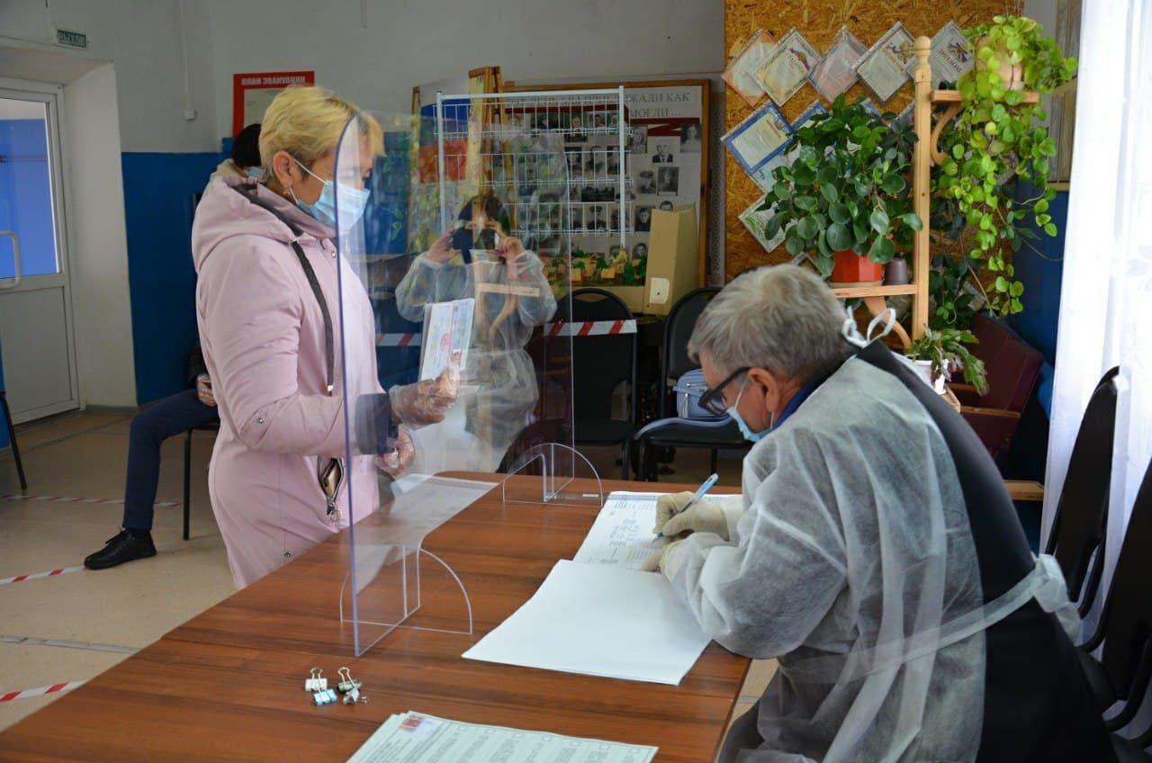 Явка за первые два дня голосования в Оренбуржье превысила 27%