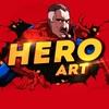 HERO - ART: MARVEL | DC