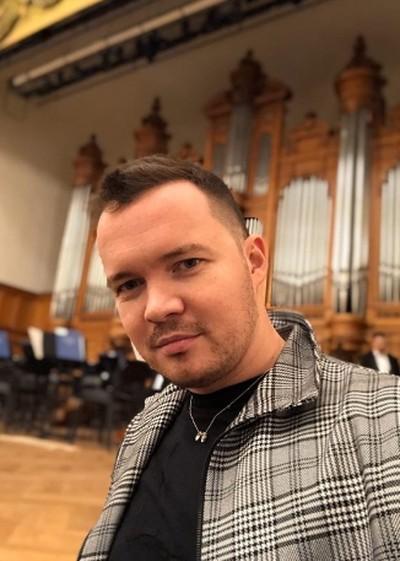 Марк Сидоров, Москва