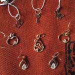Новые серебряные подвески Адамас (с бирками)