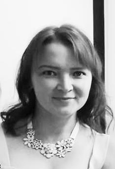 Анастасия Никитина, Москва