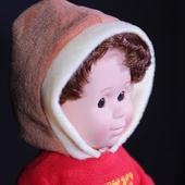 Кукла Оленевод Весна 2 со звуковым устройством