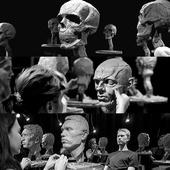 Курс «Скульптурный портрет. I ступень»