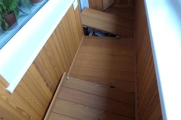 А у нас на балконе появился свой мини...