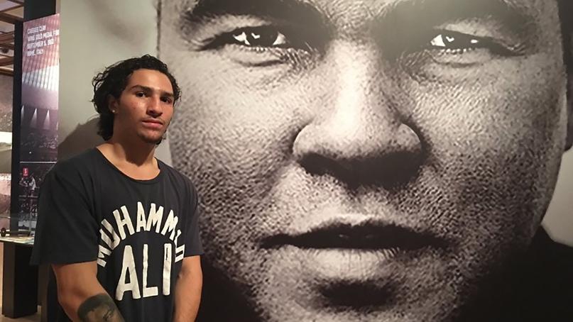 🔥 Внук Мохаммеда Али дебютирует на профи ринге 14 августа
