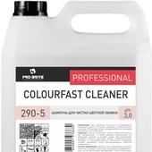 290 COLOURFAST CLEANER (Колорфаст Клинер). Шампунь для чистки цветной обивки.