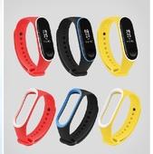 Ремешки TPU для Xiaomi Mi Band 5