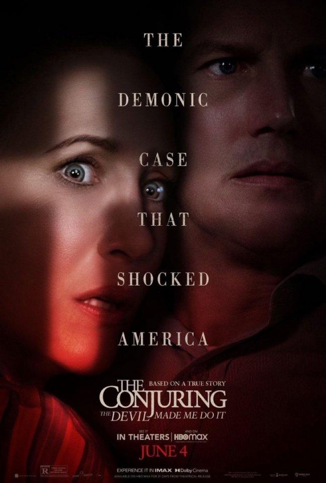 """Они снова здесь: Представлен первый трейлер хоррора """"Заклятие 3: По воле дьявола"""""""