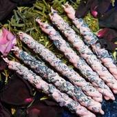 Свеча розовая для Здоровья детей