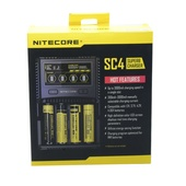 Nitecore SC4 SuperB