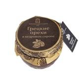 Грецкие орехи в кедровом сиропе, 160 г