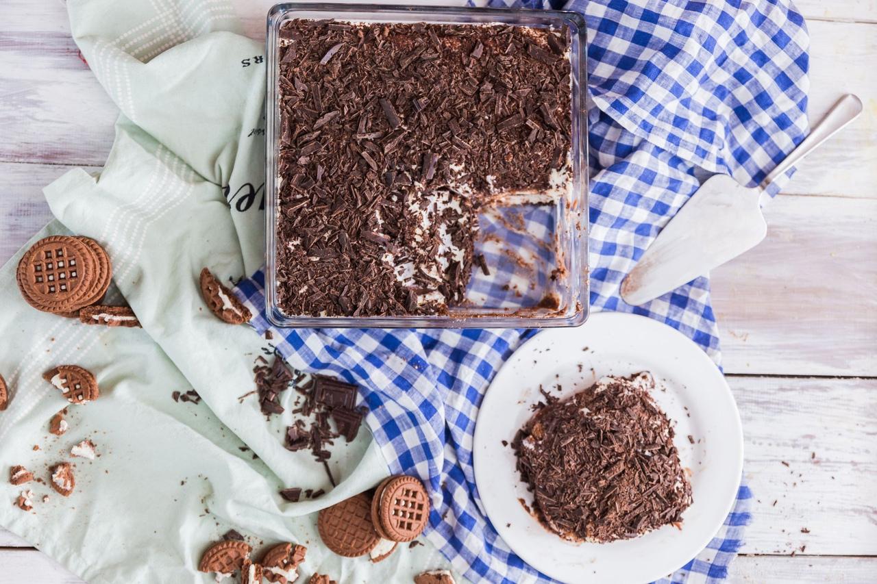 Шоколадная лазанья🍫🍫😻