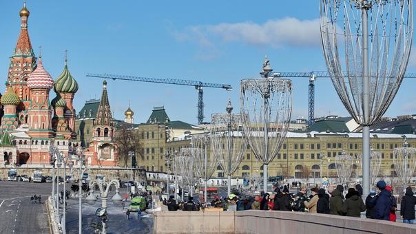 Собянин рассказал о ходе программы реновации в Москве  ➡Читать...