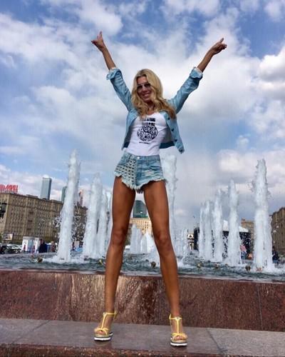 Faina Pogrebnaia, Москва