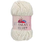 Пряжа Himalaya Velvet цвет 90008