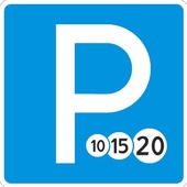 Платная парковка на территории