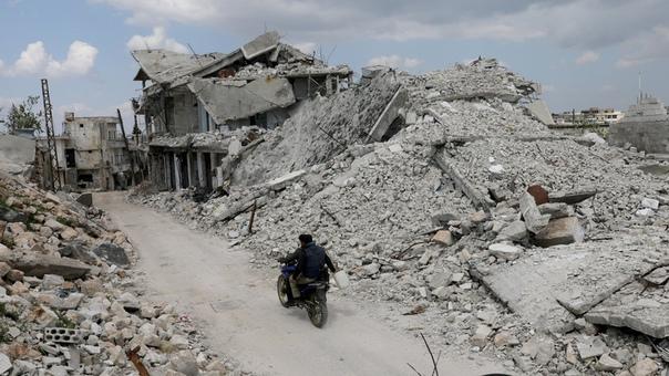Тревожные новости из Сирии  ➡Читать далее: https://russian.rt.com/world/news/839614-idlibskaya-zona-deeskalacii