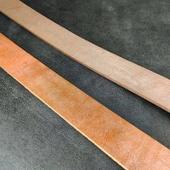 ✅ Ременная заготовка J&FJ Baker (Англия) Цвет: London Tan