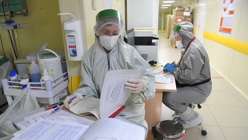 Новый суточный рекорд покоронавирусу зафиксирован вБеларуси