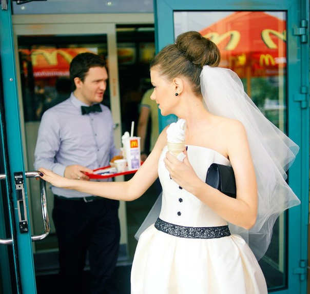 Если моя свадьба не будет такой, то я...