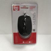 Мышь проводная беззвучная Smartbuy ONE 265