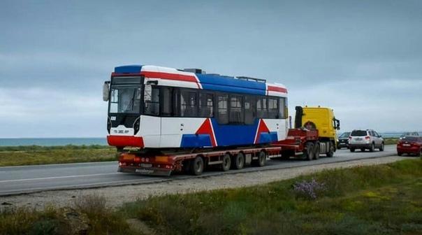 В Евпатории появились новые трамваи  В Евпатории на маршрут вышли новые односекционные узкоколейные трамваи. Об этом... [читать продолжение]
