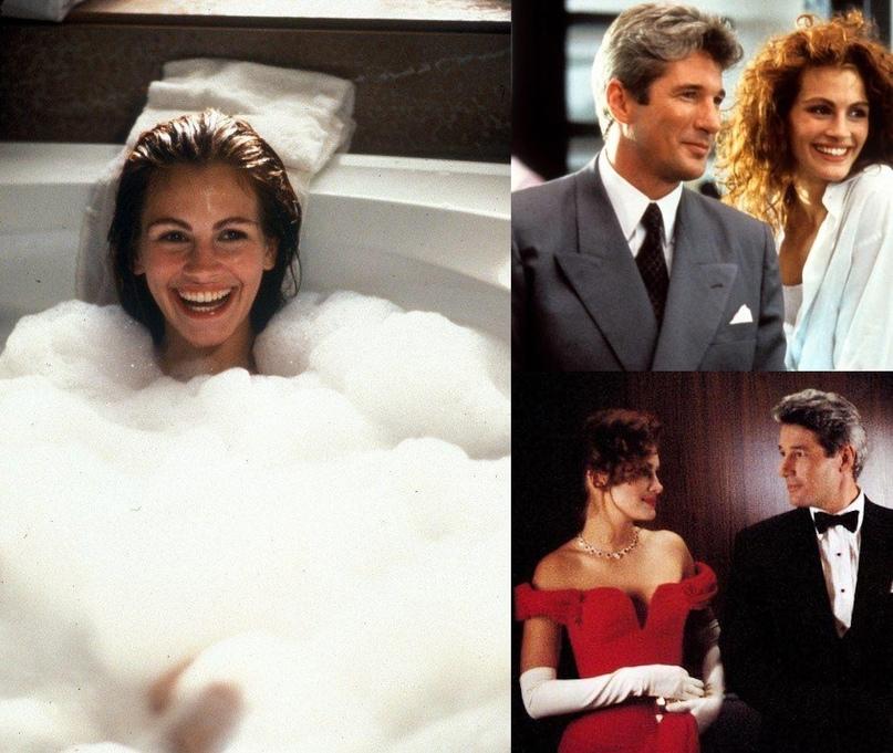Никто не хотел сниматься в фильме «Красотка» (1990)