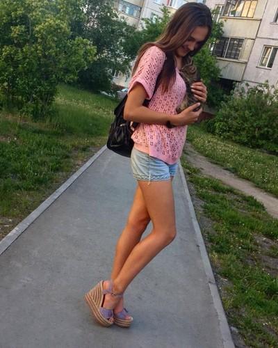 Валерия Маркова, Санкт-Петербург