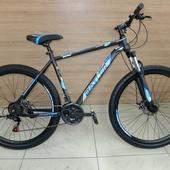 "Велосипед BATLER B290 29"" (2021) Чёрн/Синий/Жёлтый"