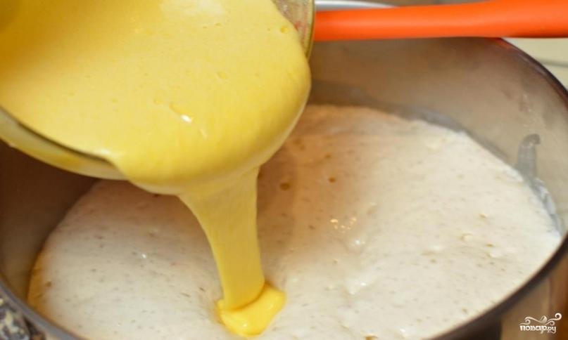 Тесто на куличи