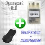 Alex Flasher + Openport комплект для чип тюнинга